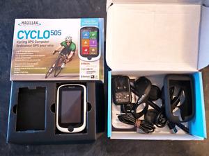Magellan Cyclo 505 GPS cycling computer