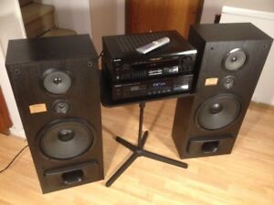 Sony, Kenwood and Pioneer Home Stereo
