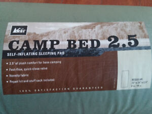 REI Camp 2.5 Sleeping Pad (Thermarest)