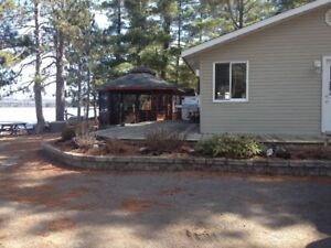 Cottage for Rent on Beautiful Round Lake
