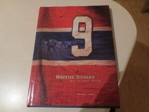 MAURICE RICHARD RELUCTANT HERO