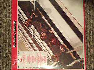 The Beatles 1962-1966 RED Vinyl