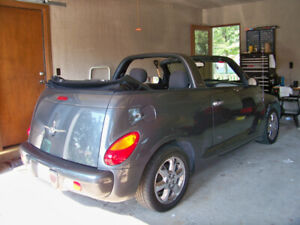 2005 Chrysler PT Cruiser Turbo Touring Convertible