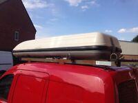 Car/van roof box