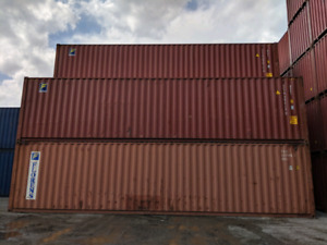 SEA CONTAINERS FOR SALE!!!