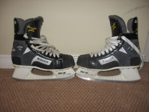 BAUER AIR 70 TUUK PLUS + STAINLESS (SIZE 6-7)