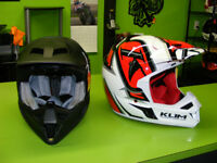 KLIM - F4 Helmets - Med and XL at RE-GEAR Kingston Kingston Area Preview