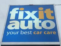 FIX IT AUTO - WE MEET ALL YOUR MAINTENANCE & REPAIR NEEDS