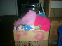 tons of girls clothing