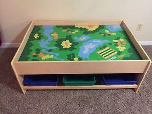 Train table or Lego table