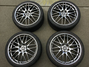 Cool 18 inch Rims for your Car this Summer - Enkei EKM3 - 4 set
