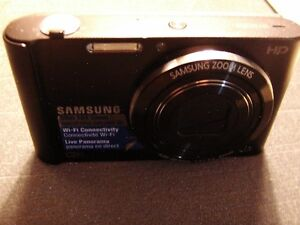 Samsung Full HD Digital Camera (Black)