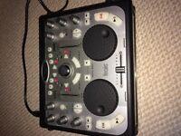 Hercules dj control MP3 controller