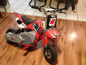 kids 12 volt dirt bike works great new battery