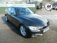 2014 BMW 3 Series 2.0 320I XDRIVE SPORT 4d 181 BHP Saloon Petrol Manual