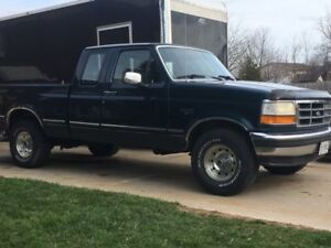 1995 Ford F 150 4 x 4 Extended Cab,SELLING AS IS,$800.