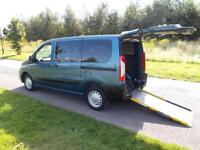 2012 62 Peugeot Expert Tepee 1.6 Hdi ONLY 11K Wheelchair Accessible Vehicle WAV