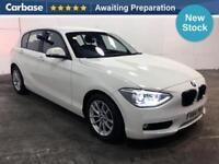 2014 BMW 1 SERIES 120d xDrive SE 5dr
