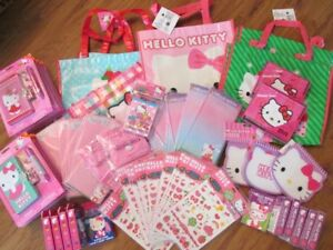 Hello KItty Party Set - all brand new in packaging!