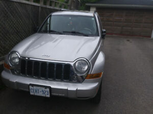 2006 Jeep Liberty Limited with new parts and safety cert