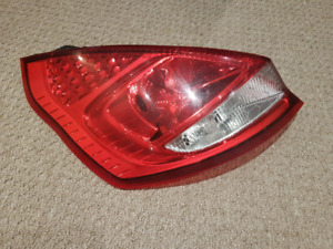 Ford Fiesta tail light 2011 2012 2013