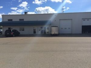 Airdrie Industry Space for Lease