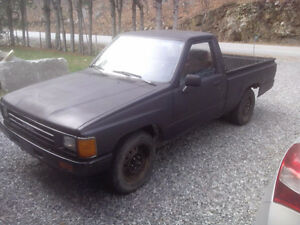 1988 Toyota Front Sway Bar etc.