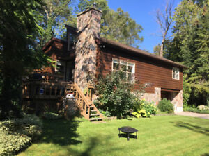 Vacation Cottage Rental in Beautiful Amberley Beach, Ontario!