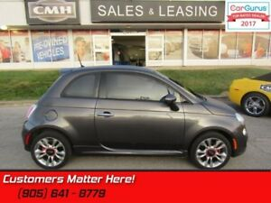 2014 Fiat 500 Sport  MANUAL, POWER-GROUP, ALLOYS