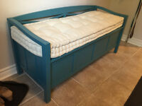 Storage Bench (perfect for entry/mudroom)