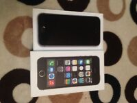 NEW APPLE IPHONE 5S 16GB SPACE GRAY-EE***8.5MONTHS APPLE WARRANTY & RECEIPT**