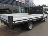 2015 Ford TRANSIT 350L RWD DROPSIDE TRUCK *14FT BED* Manual Dropside