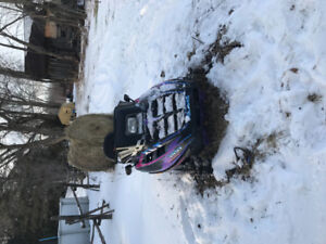 Parting out 95 Polaris 600xlt