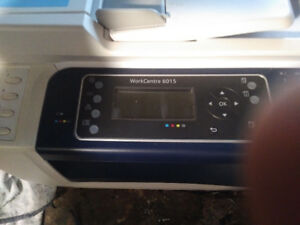 Xerox 6015 Multifunction printer