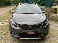 2019 Peugeot 2008 1.2 PURETECH S/S ALLURE PREMIUM 5d 109 BHP Hatchback Petrol Ma