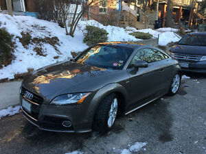 2011 Audi TT S Line Coupe (2 door)