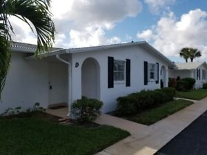 FOR SALE , 55 + Community florida Greenacres palm beach florida