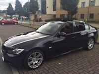 2007 BMW 3 series 318d M Sport