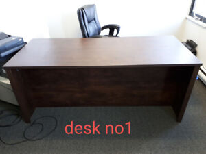 Beautiful set of furniture for modern office - Perfect condition