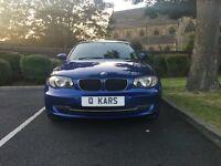 2008 (57) BMW 118d se/ 12 MONTHS MOT/ FSH/ STOP START SYSTEM