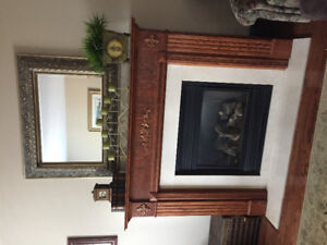 Vermont Castings gas fireplace