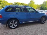 BMW X5 3.0d auto Sport SAT NAV WARRANTY 12 MONTHS MOT FULL SERVICE HISTORY