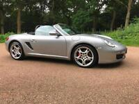 2005 05 Porsche Boxster 3.2 S Tiptronic Only 52000! Miles Every Optional Extra