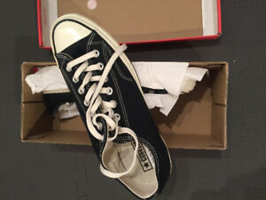 NEW NEUF - Converse chuck Black