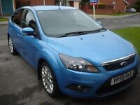 FORD FOCUS 1.6tdci ZETEC HATCH 5dr with(SPORT PACK)