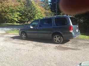 2006 Chevrolet Uplander LT Minivan