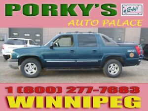 2007 Chevrolet Avalanche LTZ $39 DOWN CALL NOW 204 415 5299