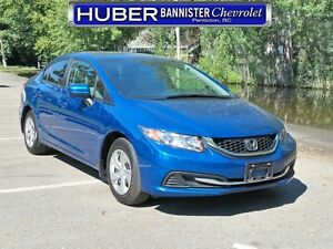 2015 Honda Civic Heated Seats/Backup Camera
