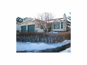 Airdrie: 3 Bdrm Bungalow with Double Attached Garage