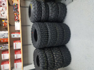 ATV tires great price call the shop 613 475 9270